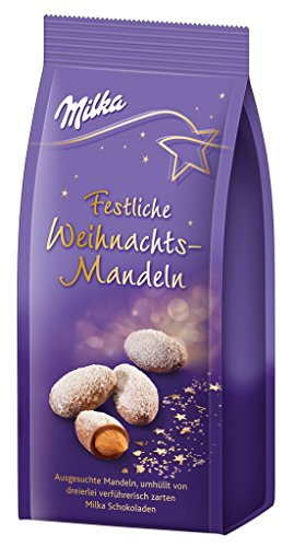 Milka Festive Christmas Almonds