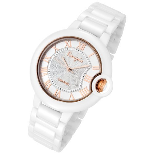 Rougois Rose Gold Cumulus Watch Large Face 2434MR