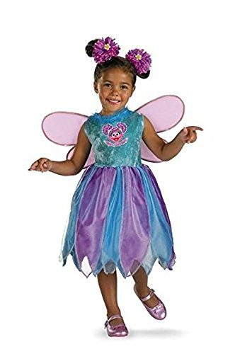 Abby Cadabby Classic Costume - Medium 3T/4T
