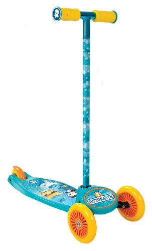 Octonauts Tilt N Turn Scooter