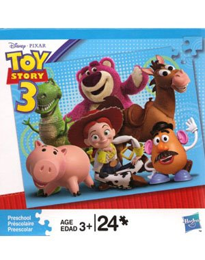 Cheap Fun Disney Toy Story 3 Puzzle: Jessie and the Gang (B003ZX8X1C)