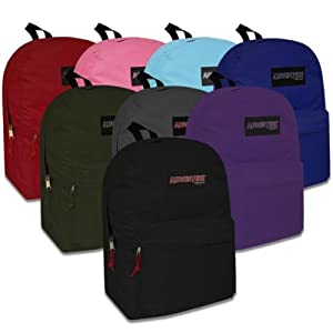Adventure Trails 17 Inch Backpacks Case Pack 24