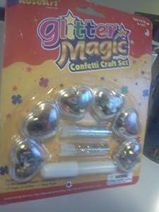 Glitter Magic Confetti Craft Set