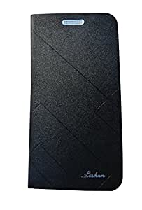 Imported Original Lishen Flip Cover Diary Case For Htc Desire 826 - Black
