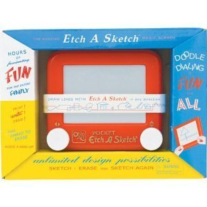 Ohio Art Pocket Etch A Sketch