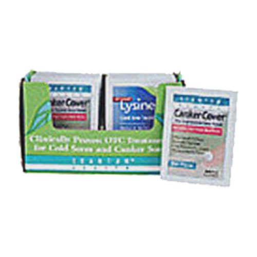 Lipclear Lysine Plus Single Dose Pouches (5 Pouches - 0.5 Gm Each)