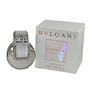 Omnia Crystalline by Bvlgari for women Eau De Toilette Spray, 2.2 fl. oz.