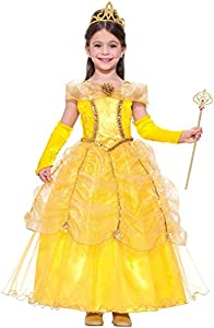 Forum Novelties Golden Princess Costume, Large