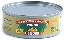 Light Tuna in Olive Oil - 24/5 oz