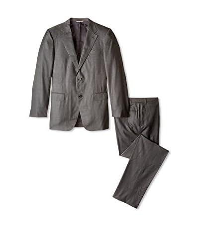 Canali Men's Solid Suit