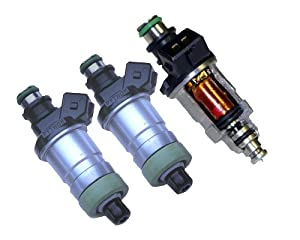 VENOM Performance 21042-440-4 High Flow OE Fuel Injector Set