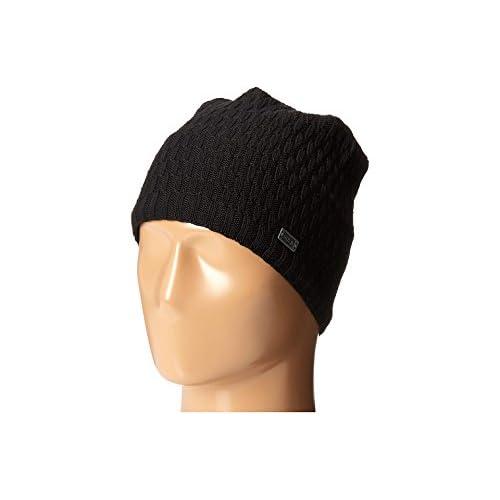 [ブラ] BULA メンズ Marley Beanie 帽子 Black [並行輸入品]