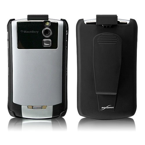 BoxWave T-Mobile Blackberry Curve 8320 Holster Clip (Face-in with magnet activation)