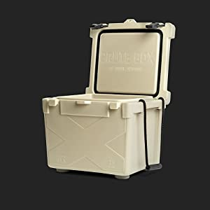Buy Brute Outdoors 500102 25 Quart 18.75 x 16 x 15 Sand Sports Cooler by Brute Outdoors