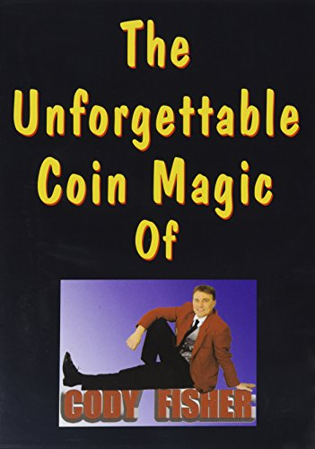 MMS Unforgettable Coin Magic Cody Fisher, DVD