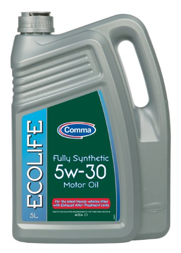 Comma ECL5L 5L Ecolife Fully Synthetic 5W30 Motor Oil