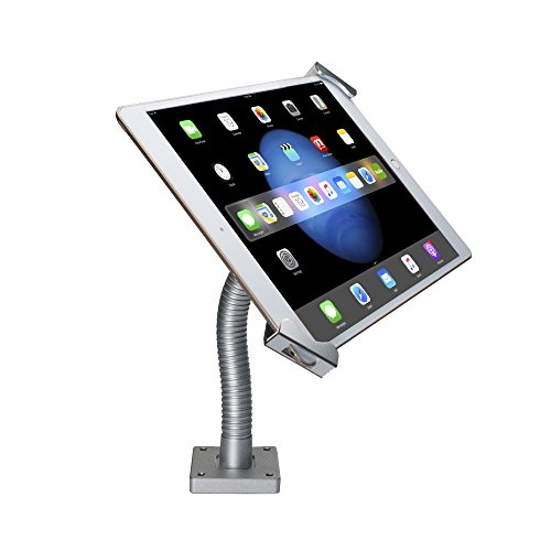 "CTA Digital PAD-SGM Security Gooseneck Tabletop & Wall Mount for 7""-13"" Tablets"
