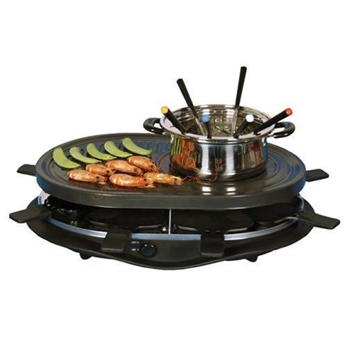 KOO1126 Total Chef Raclette Party Grill パーティーグリル Koolatron社【並行輸入】