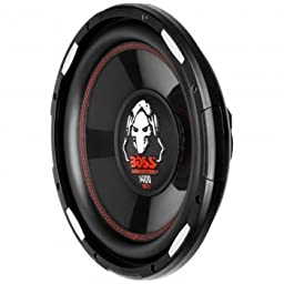 BOSP120F - BOSS AUDIO P120F Phantom Flat Woofer (12 1,400-Watt)