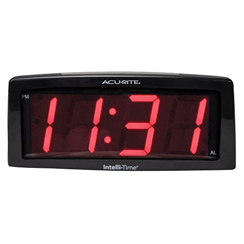 Top 5 Best Battery Alarm Clocks For Bedrooms For Sale 2016 Product BOOMSbeat