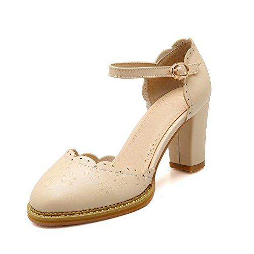adee-girls-embroidered-round-toe-apricot-polyurethane-sandals-3-uk