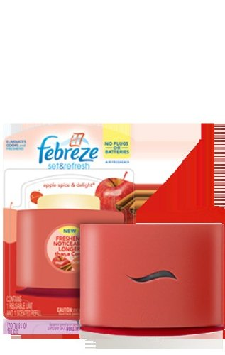 Febreze Set and Refresh Thai Dragon Fruit, 0.18-Ounce