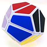 Dodecahedron 2x2x2 12-Sided Rubiks Cube White