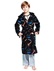 Star Wars™ Hooded Dressing Gown