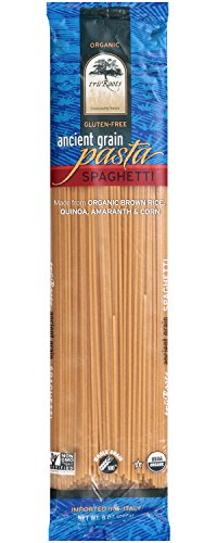 truRoots Ancient Grain Spaghetti Pasta, 8 Ounce (Pack of 6) (Tru Roots Brown Rice compare prices)