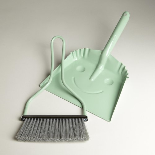 Mint Smiley Dustpan - World Market (Smiley Pan compare prices)