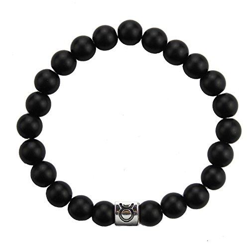 liuanan-12-zodiac-sign-constellation-horoscope-astrology-charm-matte-natural-agate-gemstone-bead-bra