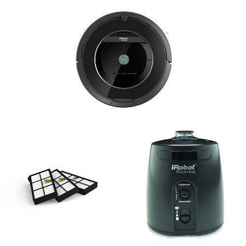 iRobot Roomba 880 Starter Kit Bundle (Irobot Roomba 880 Virtual Wall compare prices)