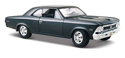 Maisto 1:24 Scale 1966 Chevy Chevelle SS 396  Diecast Vehicle (Colors May Vary) (Die Cast 1 24 Truck compare prices)