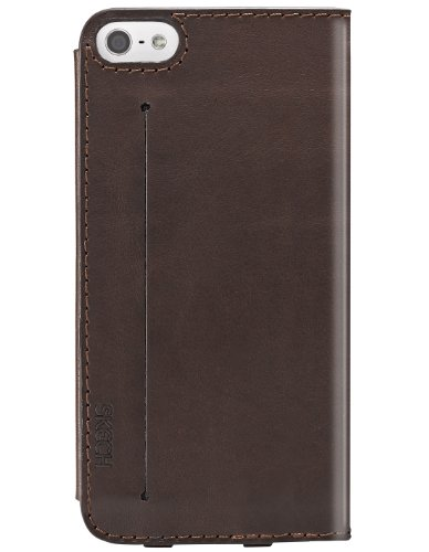 Special Sale Skech LissoBook for iPhone 5 & 5s - Brown