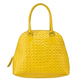 Xhilaration® Quilted Satchel - Yellow : Target