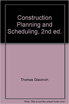 CONSTRUCTION AND PLANNING SCHEDULING