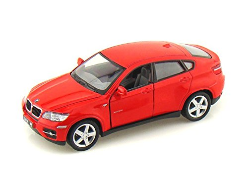BMW X6 1/38 Red