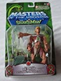 Masters Of The Universe vs The Snakemen Snake Hunter He-Man By Mattel in 2003