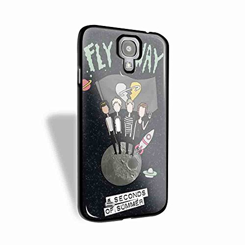 5 Sos Fan art for Samsung Galaxy S4 Black case (Calum Hood Galaxy S4 Case compare prices)