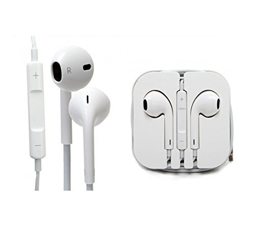 Advent Basics™ 3.5mm Fancy Earpods Compatible With OnePlus | Google Nexus 5 | iPhone 6 | Samsung Mobiles | Sony...