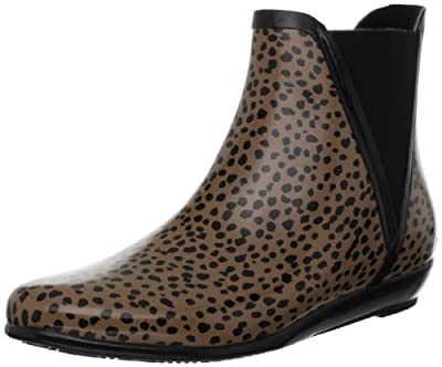 Loeffler Randall Women's Slip-On Rain Bootie