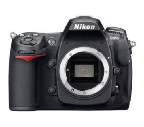 NIKON D300s (camera body only) + EN-EL3E compatible