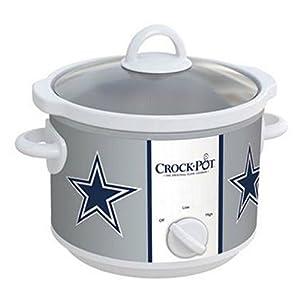 NFL Team Crock-pot Slow Cooker (Dallas Cowboys)