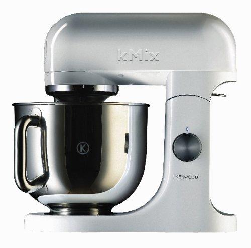 Kenwood kMix KMX50 Stand Mixer, White (Amazon.co.uk Exclusive)