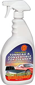 303 Products 30550-8PK Fabric/Vinyl Tonneau and Convertible Top Cleaner - 32 oz., (Pack of 8) by 303