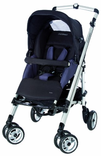 Maxi-Cosi Loola Up Pushchair (Total Black)