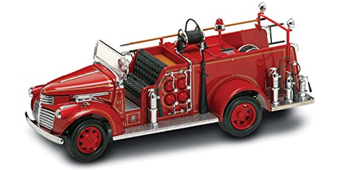 Yat Ming Scale 1:24 - 1941 GMC Fire Truck (Gmc Truck Scale compare prices)