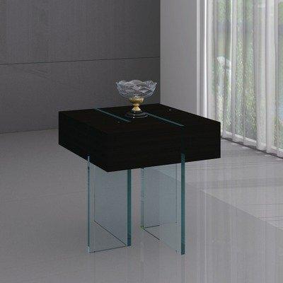 Cheap End Table Color: Wenge (ET2854 – Wen)