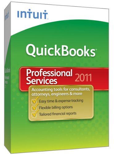 QuickBooks Premier Professional Services 2011 – [Old Version]