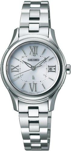 [セイコー]SEIKO 腕時計 LUKIA ルキア ソーラー電波修正 サファイアガラス スーパークリア コーティング日常生活用強化防水 (10気圧) COMFOTEXコンフォテックス SSVW037 レディース